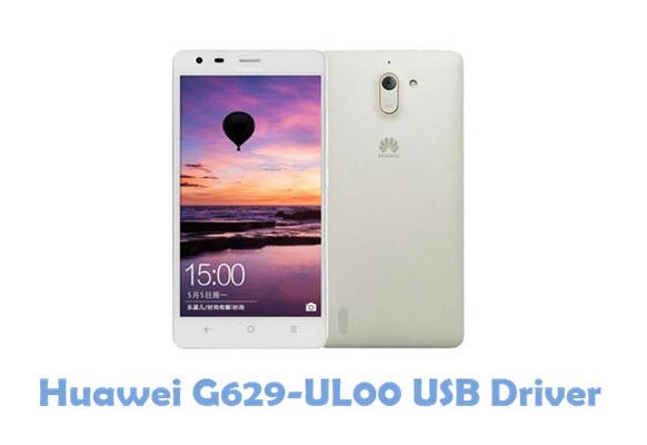 Download Huawei G629-UL00 USB Driver