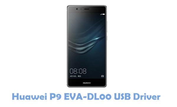Download Huawei P9 EVA-DL00 USB Driver