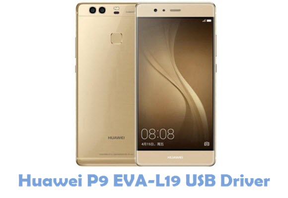 Download Huawei P9 EVA-L19 USB Driver