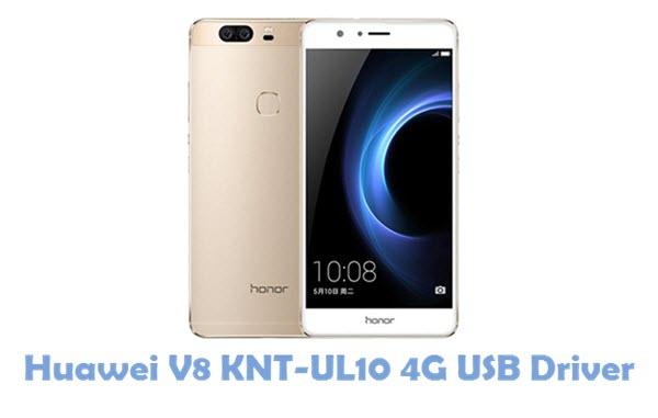Download Huawei V8 KNT-UL10 4G USB Driver