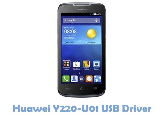 Download Huawei Y220-U01 USB Driver