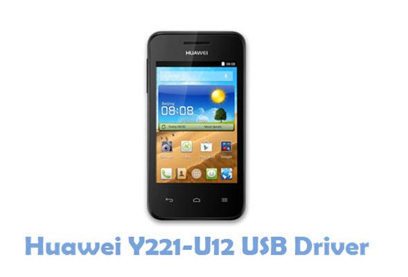 Download Huawei Y221-U12 USB Driver