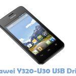 Huawei Y320-U30 USB Driver