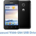 Huawei Y330-U01 USB Driver