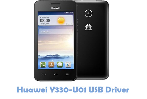 Download Huawei Y330-U01 USB Driver