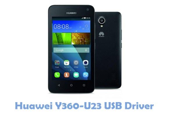 Download Huawei Y360-U23 USB Driver