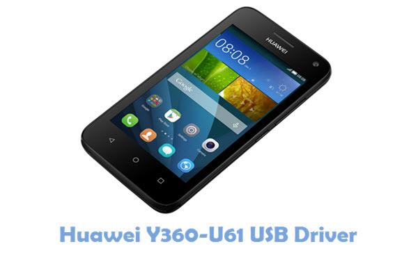 Download Huawei Y360-U61 USB Driver