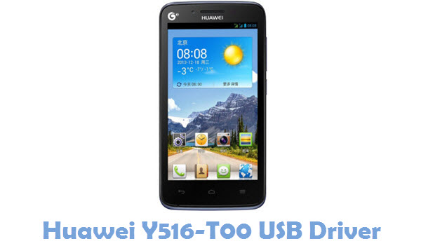 Download Huawei Y516-T00 USB Driver