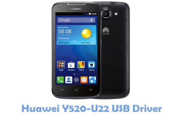 Download Huawei Y520-U22 USB Driver