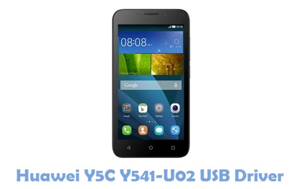 Download Huawei Y5C Y541-U02 USB Driver