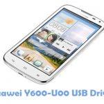 Huawei Y600-U00 USB Driver