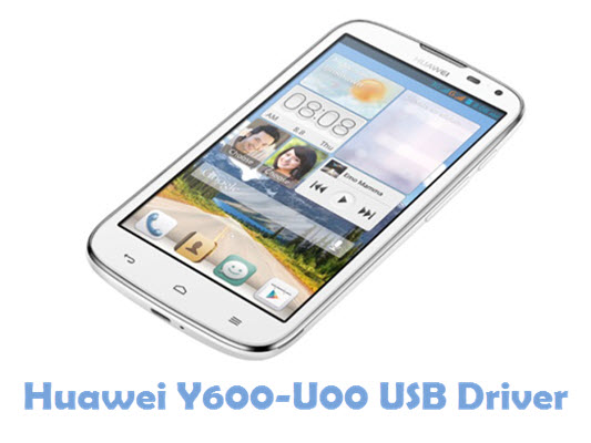 Download Huawei Y600-U00 USB Driver