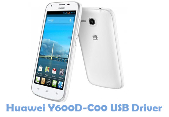 Download Huawei Y600D-C00 USB Driver