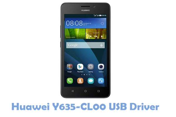 Download Huawei Y635-CL00 USB Driver