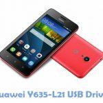Huawei Y635-L21 USB Driver