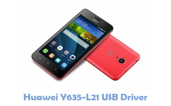 Download Huawei Y635-L21 USB Driver