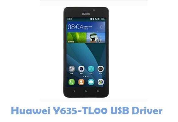Download Huawei Y635-TL00 USB Driver