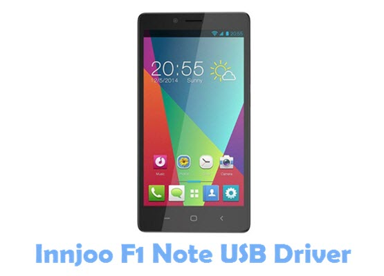 Download Innjoo F1 Note USB Driver