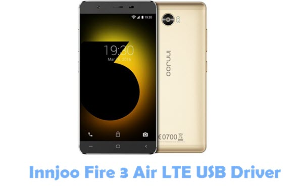 Download Innjoo Fire 3 Air LTE USB Driver