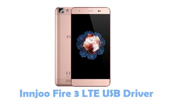 Download Innjoo Fire 3 LTE USB Driver