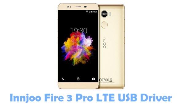 Download Innjoo Fire 3 Pro LTE USB Driver
