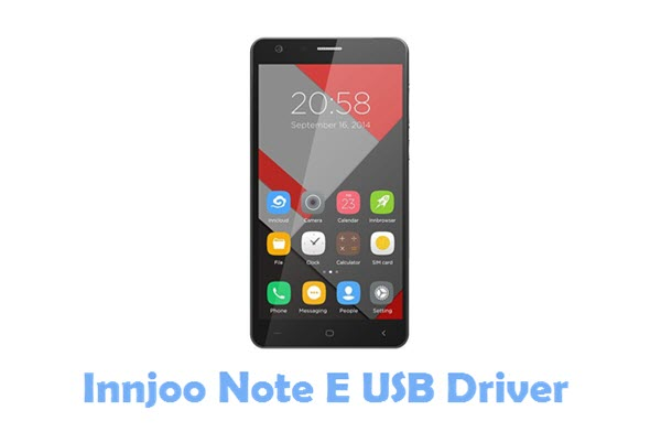 Download Innjoo Note E USB Driver