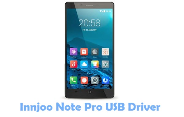 Download Innjoo Note Pro USB Driver