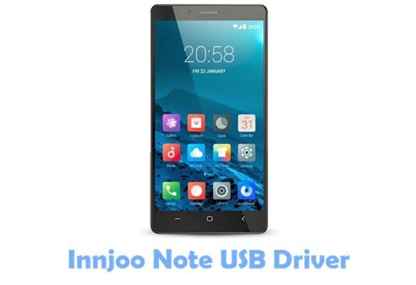 Download Innjoo Note USB Driver
