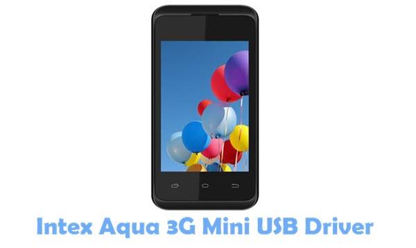 Download Intex Aqua 3G Mini Firmware