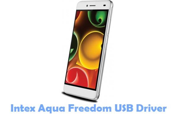 Download Intex Aqua Freedom USB Driver