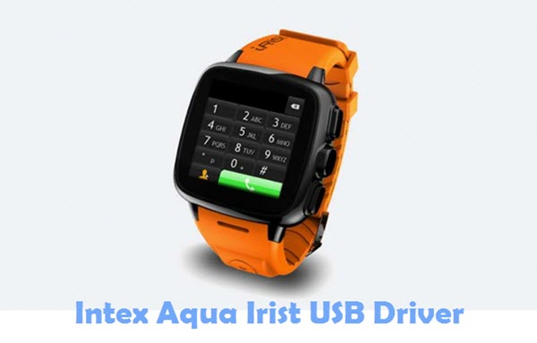 Download Intex Aqua Irist USB Driver