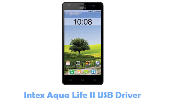 Download Intex Aqua Life II USB Driver
