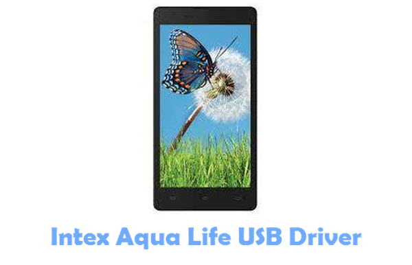 Download Intex Aqua Life USB Driver