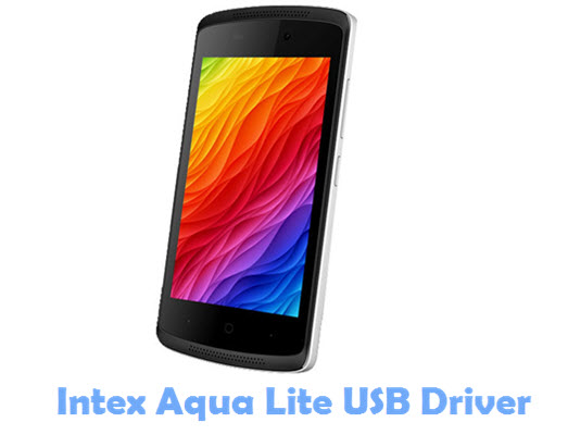 Download Intex Aqua Lite USB Driver