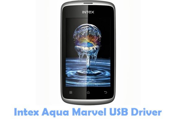 Download Intex Aqua Marvel USB Driver