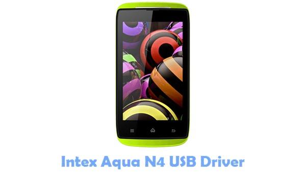 Download Intex Aqua N4 USB Driver