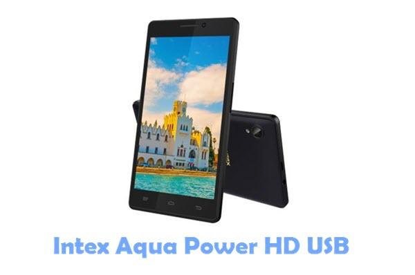 Intex Aqua Power HD USB Driver