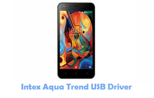 Download Intex Aqua Trend USB Driver