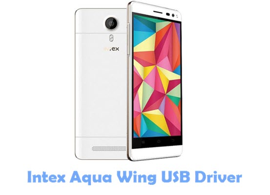 Download Intex Aqua Wing USB Driver