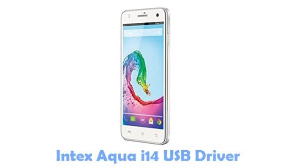 Download Intex Aqua i14 USB Driver