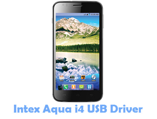 Download Intex Aqua i4 USB Driver