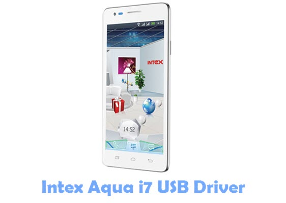 Download Intex Aqua i7 USB Driver