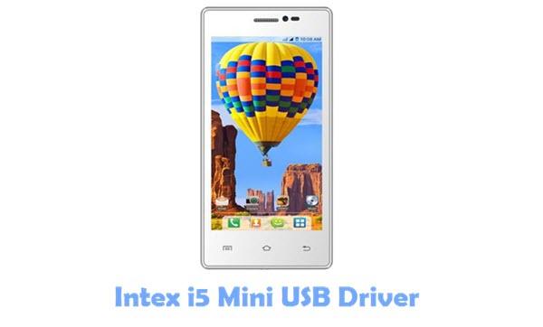 Download Intex i5 Mini USB Driver