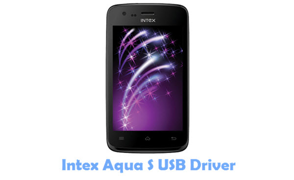 Download Intx Aqua S USB Driver