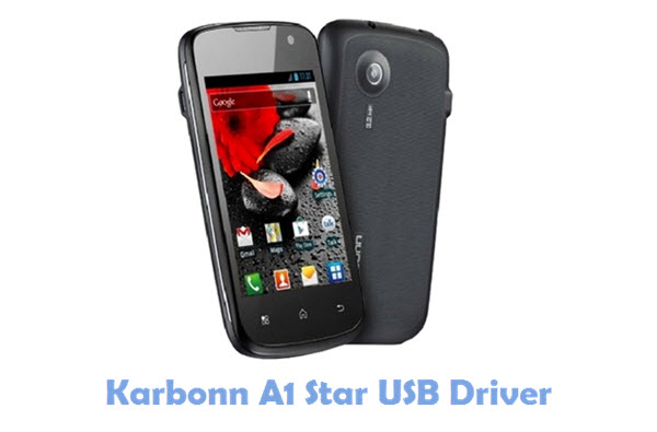 Download Karbonn A1 Star USB Driver