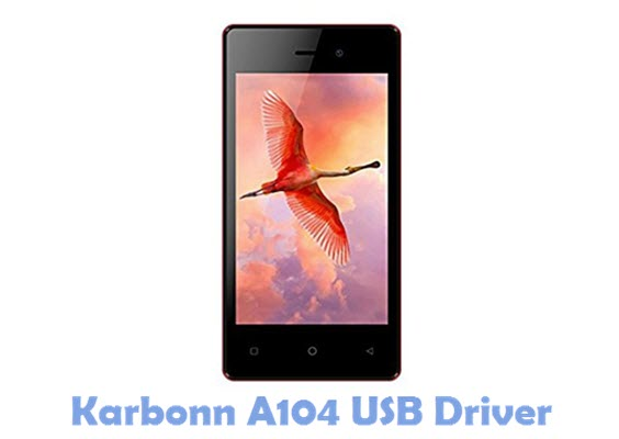 Download Karbonn A104 USB Driver USB Driver