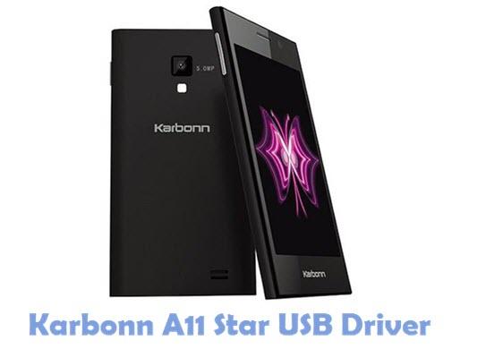 Download Karbonn A11 Star USB Driver