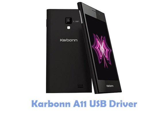 Download Karbonn A11 USB Driver