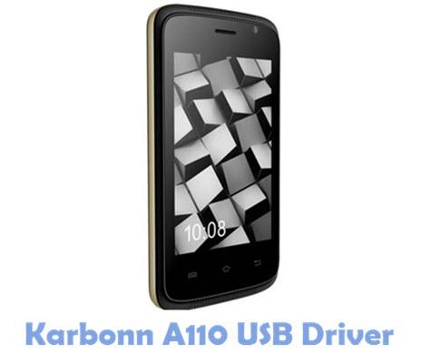 Karbonn A110 USB Driver