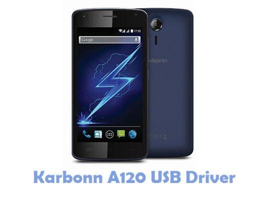 Download Karbonn A120 USB Driver